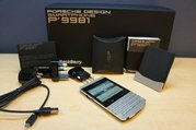BlackBerry Porsche Design P'9981  8GB  Black