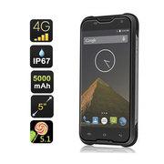 Blackview BV5000 Smartphone – 5 Inch HD Screen,  5000mAh Battery,  Andro