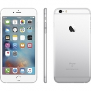 Apple - iPhone 6s Plus 128GB - Silver (Sprint)