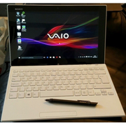 ony VAIO Tap 11 Tablet Slim laptop Note Pen Core i5 128GB 11.6