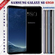 Brand new Samsung Galaxy S8 G950FD Unlocked Phone (64GB)